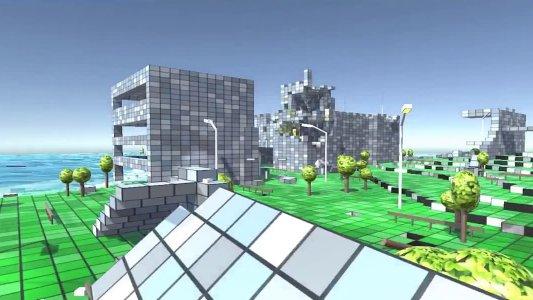The Cube (Desktop)