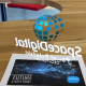 AR Business Card – Space Digital