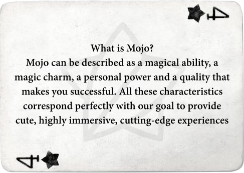 About Mojo play card