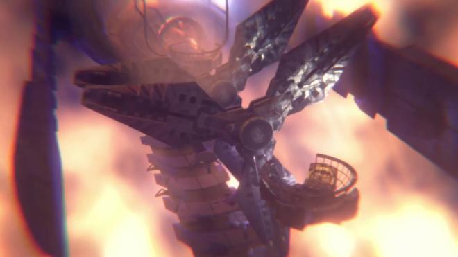 VR Spaceship