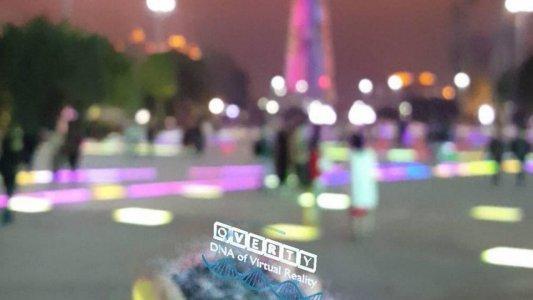 Wizytówka biznesowa AR – Qverty
