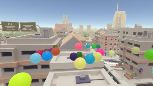VR Town