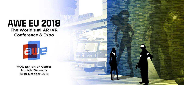 AWE EU 2018 conference Expo