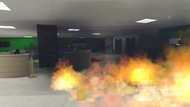 EHS training Virtual Reality MojoApps VR fire