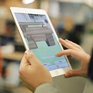 Tablet Augmenter Reality AR