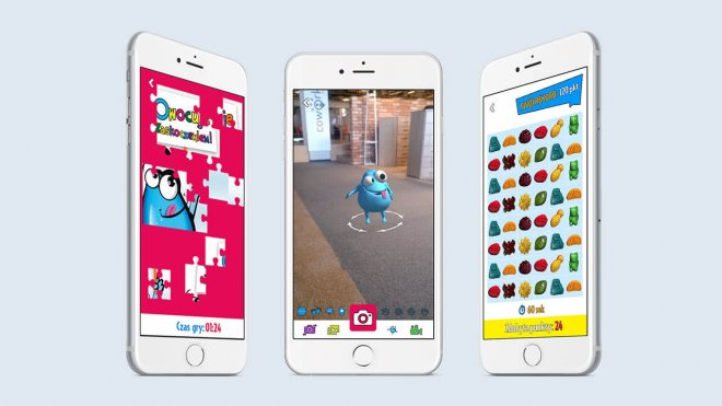 AKUKU augmented Reality AR MojoApps