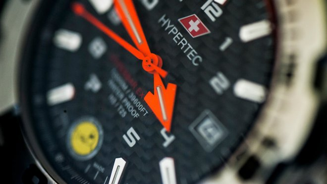 Hypertec watch swiss
