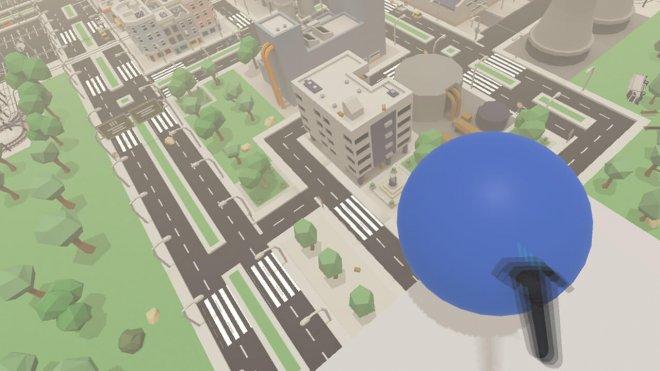 VR Virtual Reality Mojo Apps town street