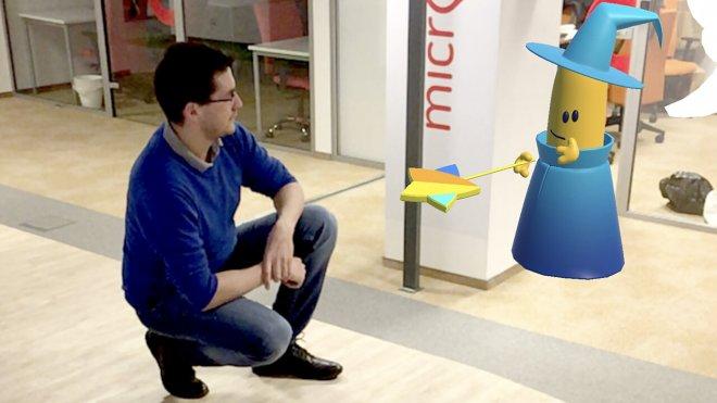 AR Augmented reality Mojo Apps Maciej Buchowski