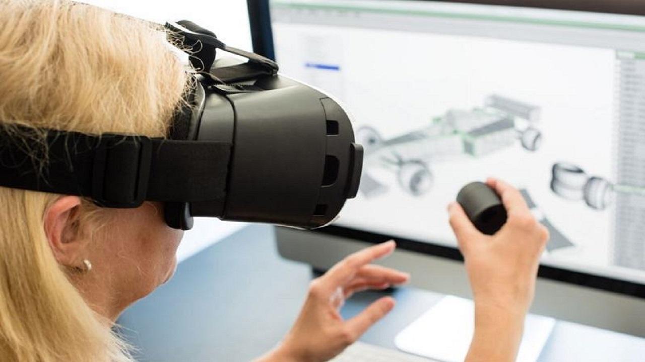 Designing in VR googles