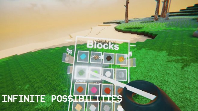 VR Virtual Reality Mojo Apps CubeIt minecraft